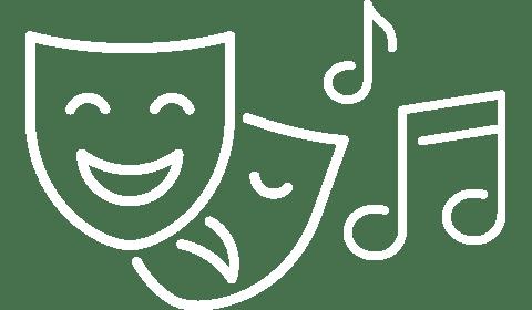 icon - Art, Dance, Drama and Music