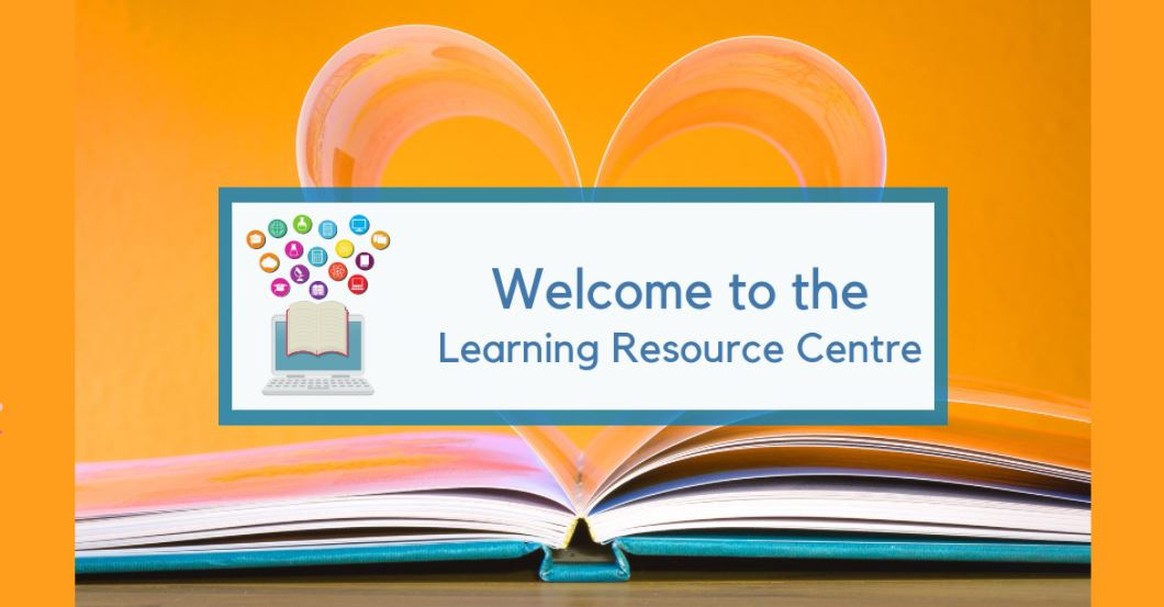 The Learning Resource Centre is Open for Business!